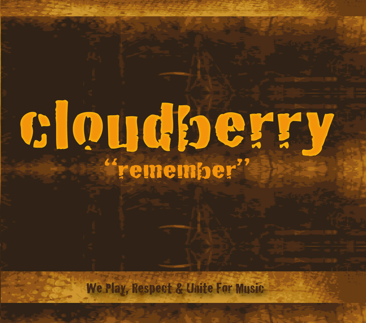 "Cloudberry - ""Remember"" [CD]"