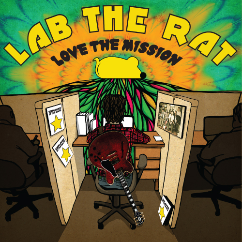 Lab The Rat - Love The Mission [MP3]