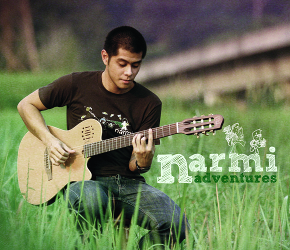 Narmi - Adventures [MP3]