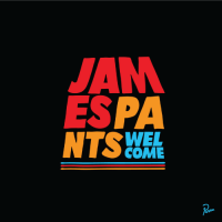 James Pants - Welcome [CD]
