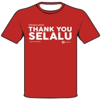 Joe PV 'Thank You Selalu' Tee