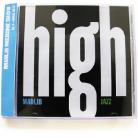 Madlib -  High Jazz [CD]