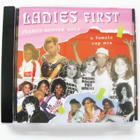 Peanut Butter Wolf - Ladies First [CD]