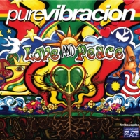 PureVibracion - Love & Peace [CD]