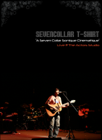 SevenCollar T-Shirt - Live @ The Actors Studio [DVD]